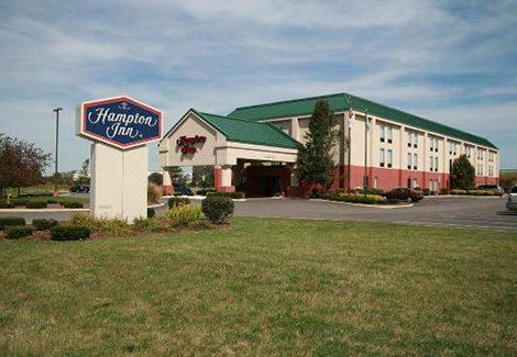 Hampton Inn Water Mitigation