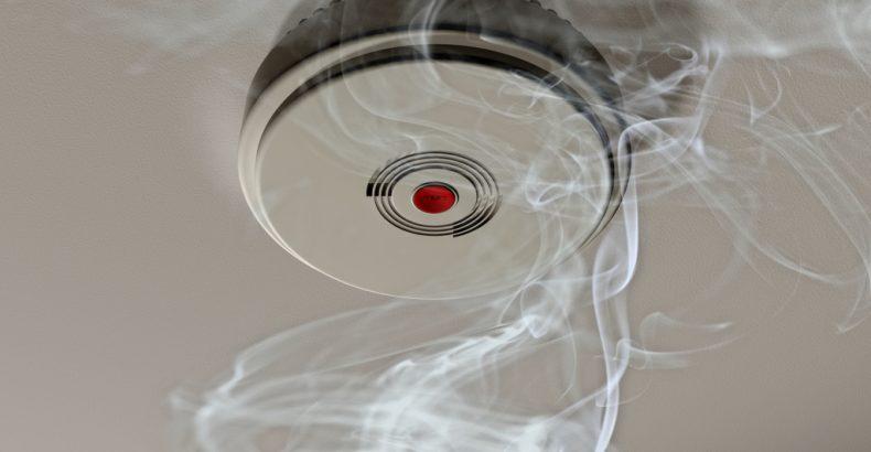 smoke alarm and smoke