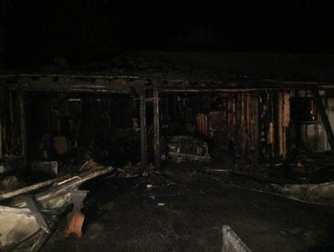 emergency fire damage