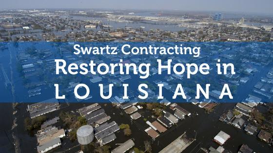 restore hope in louisiana