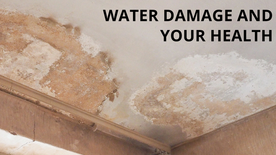 Water Damage and Your Health