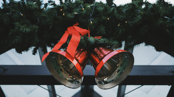 12 days holiday fire safety christmas bells