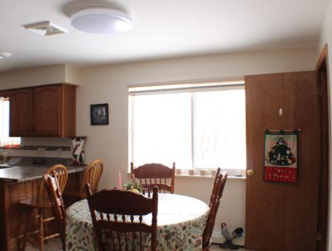 fire damage restoration kitchen after