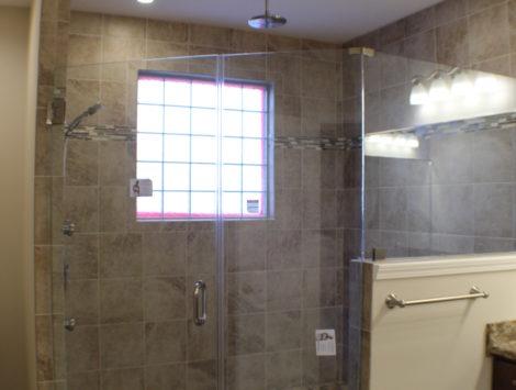 fire damage restoration complete rebuild bathroom after