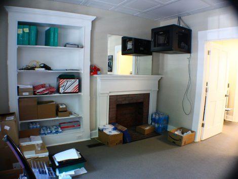 commercial remodel kitchen after