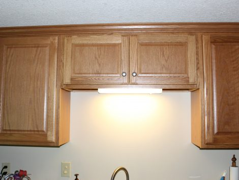 swartz contracting and emergency services kitchen after 10