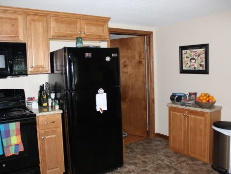 swartz contracting and emergency services kitchen after 2