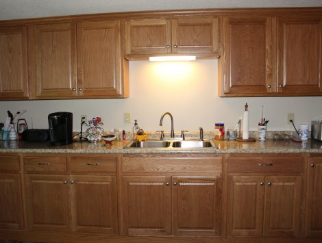swartz contracting and emergency services kitchen after 4
