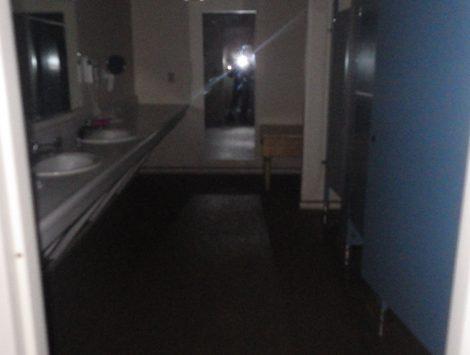 water damage restoration golf course women