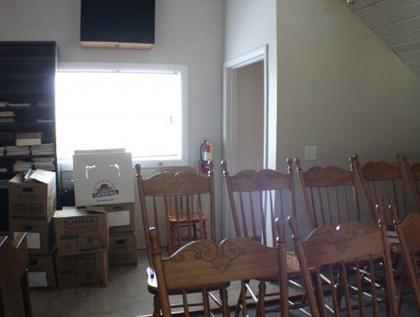 swartz contracting and emergency services fire damage Choir Loft After (13)